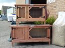Deluxe Rabbit Hutch Golden