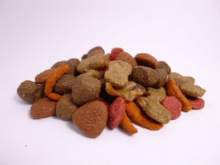 Hopewells Chunky 20 Complete working dog food - Click Image to Close